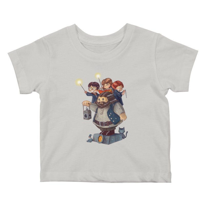 WHO SAID THAT Kids Baby T-Shirt by Patrick Ballesteros Art Shop