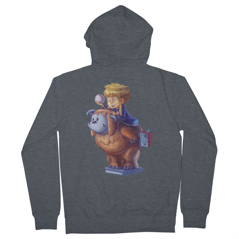 Magic Dance Men's Zip-Up Hoody by Patrick Ballesteros Art Shop