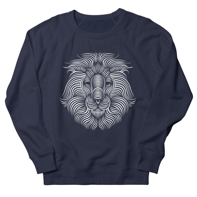 Lion Women's Sweatshirt by Patrick seymour