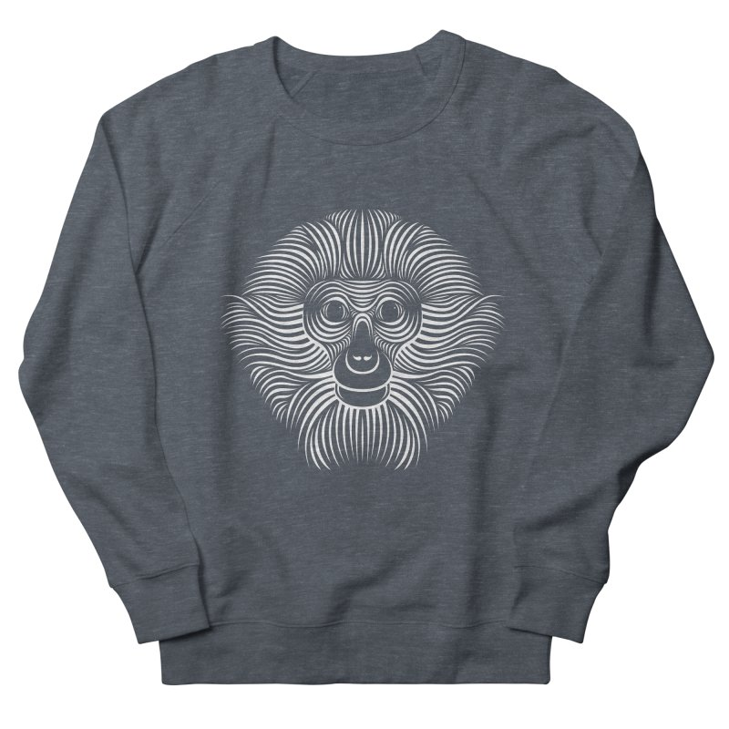 Monkey Men's Sweatshirt by Patrick seymour
