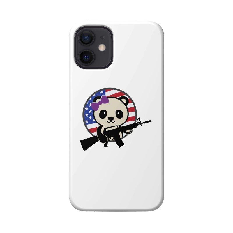 Patriot Panda Accessories Phone Case by patriotpanda's Artist Shop