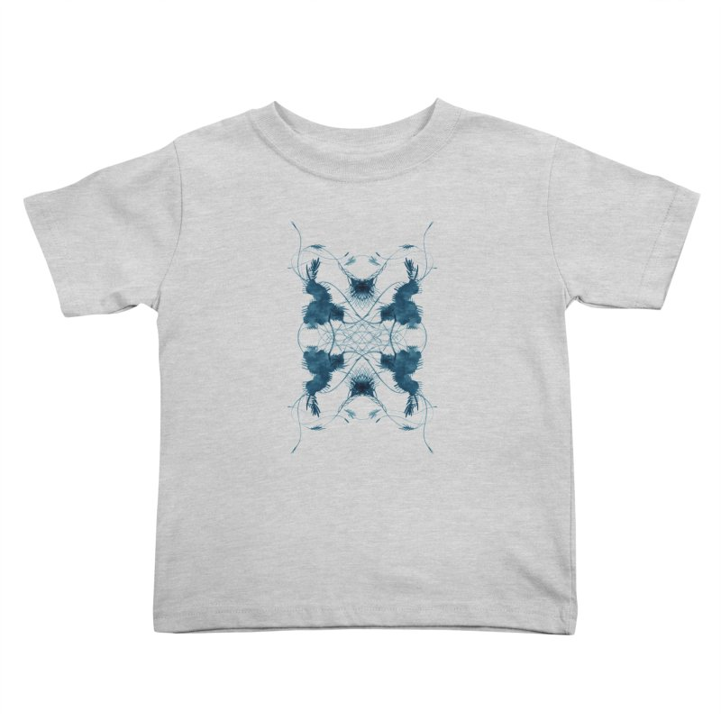 Flip #001 Kids Toddler T-Shirt by Pattern By Design