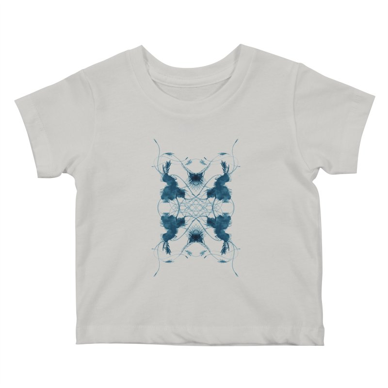 Flip #001 Kids Baby T-Shirt by Pattern By Design