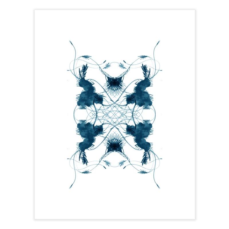 Flip #001   by Pattern By Design