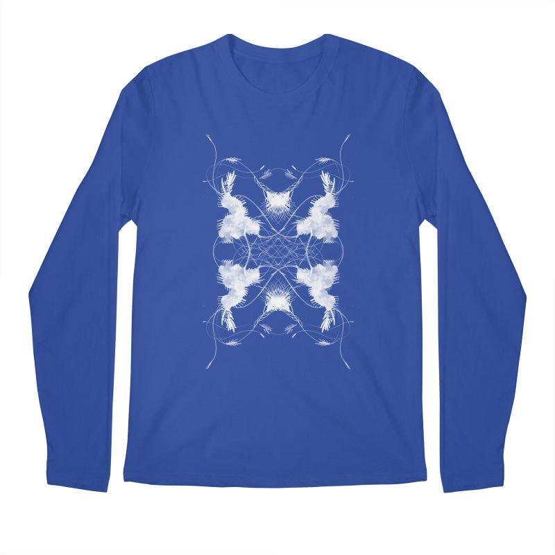Flip #002 Men's Longsleeve T-Shirt by Pattern By Design