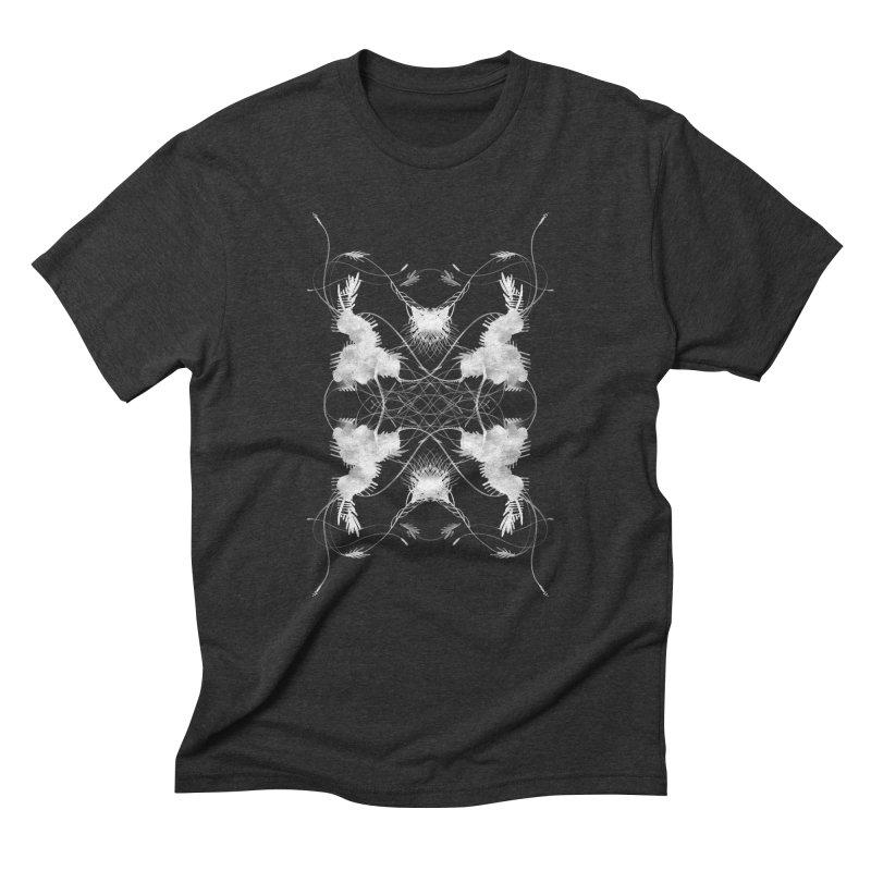 Flip #002 Men's Triblend T-shirt by Pattern By Design