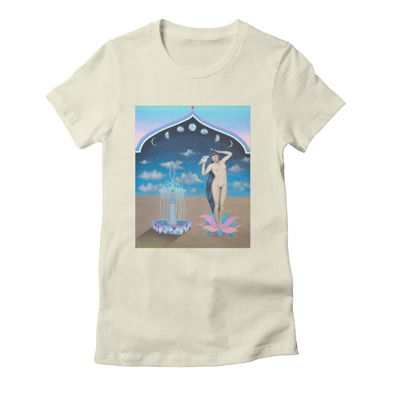 VENUS AND MOONS Women's T-Shirt by Paula Duró