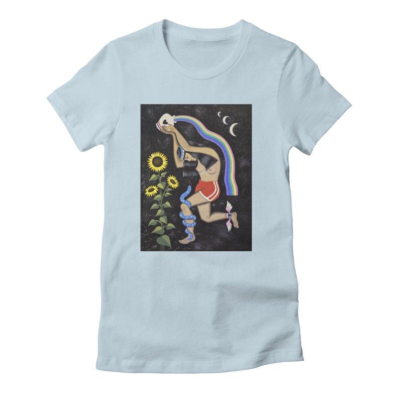 UTOPIA Women's T-Shirt by Paula Duró
