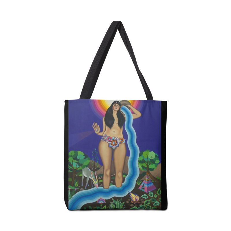 MADRE TIERRA Accessories Bag by Paula Duró