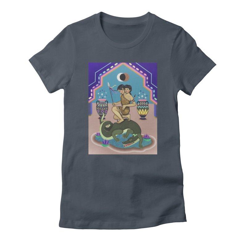 GEMINIS Women's T-Shirt by Paula Duró