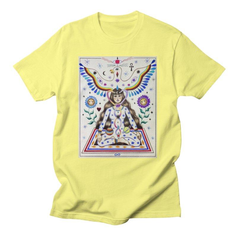 KUNDALINI Men's T-Shirt by Paula Duró
