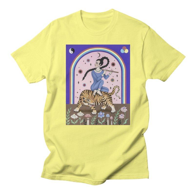 LA FUERZA Men's T-Shirt by Paula Duró