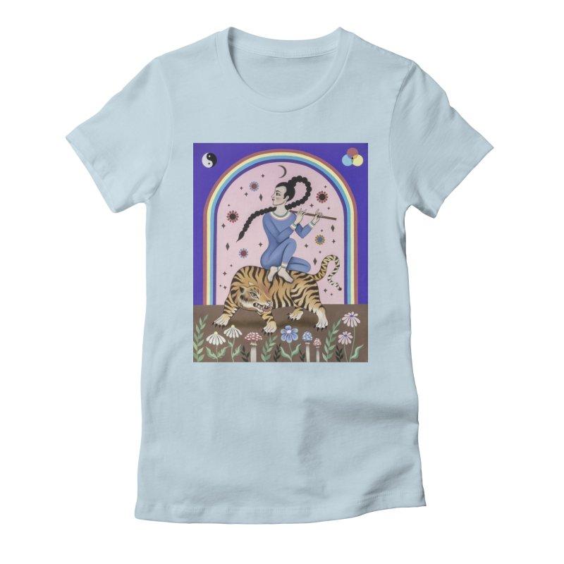 LA FUERZA Women's T-Shirt by Paula Duró