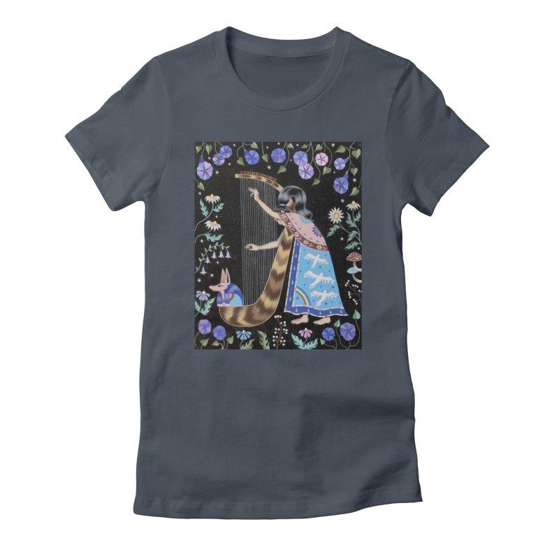 EL ESPIRITU DE LOS PAJAROS Women's T-Shirt by Paula Duró
