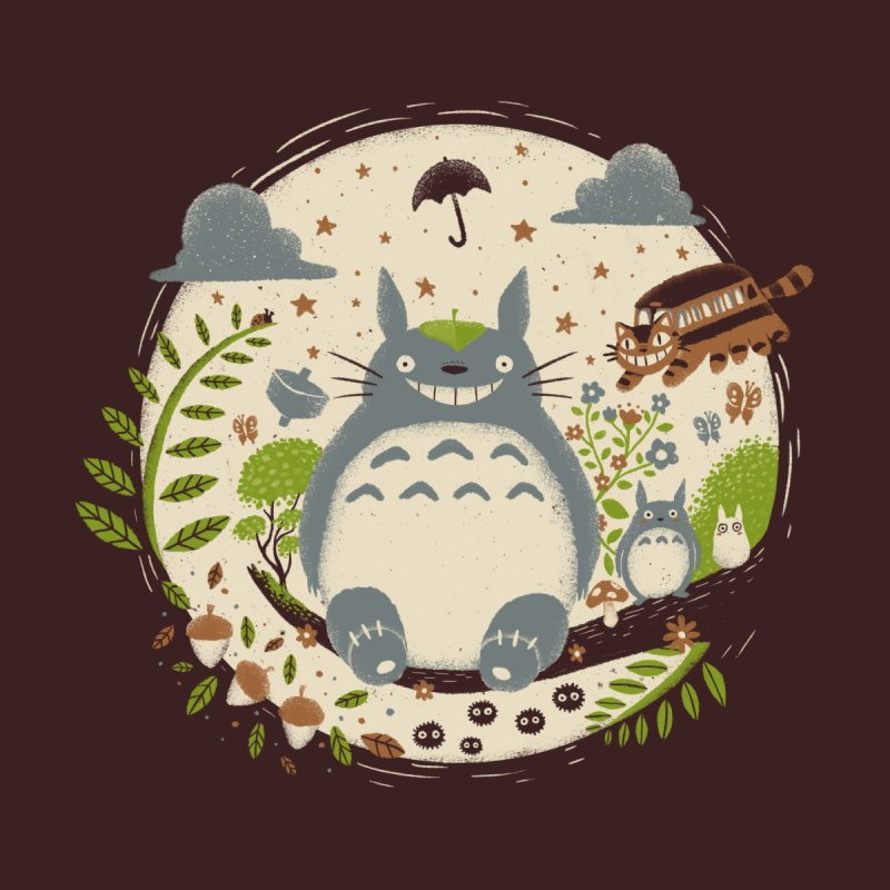 Magical Forest   by Paula García's Artist Shop