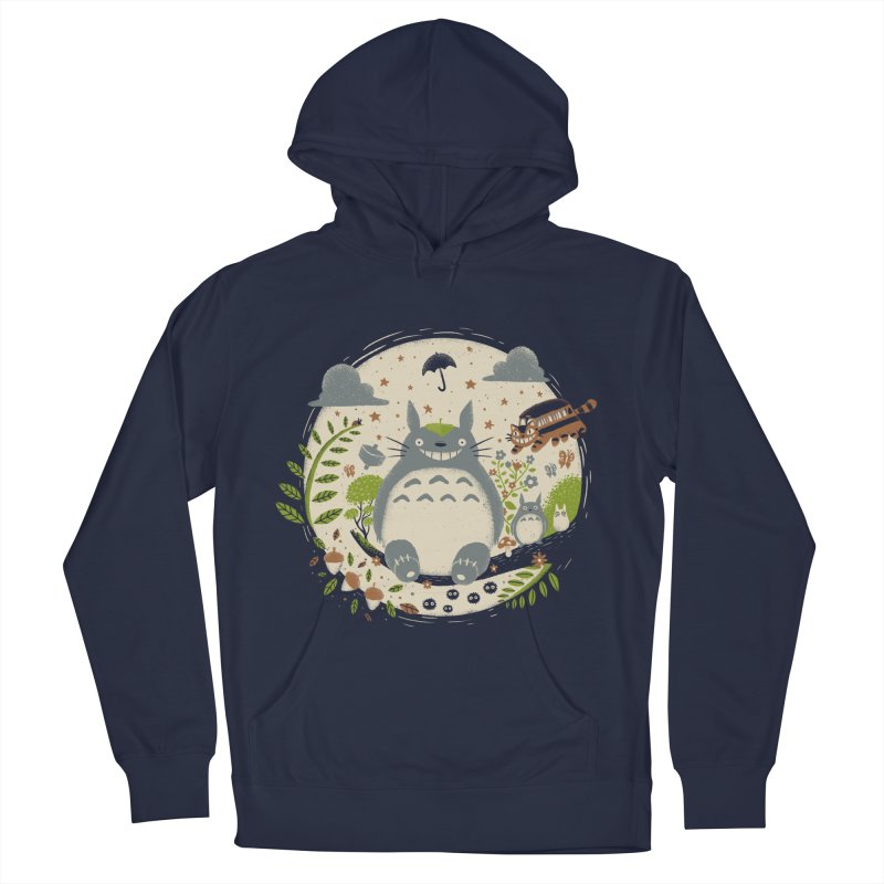 Magical Forest Women's Pullover Hoody by Paula García's Artist Shop