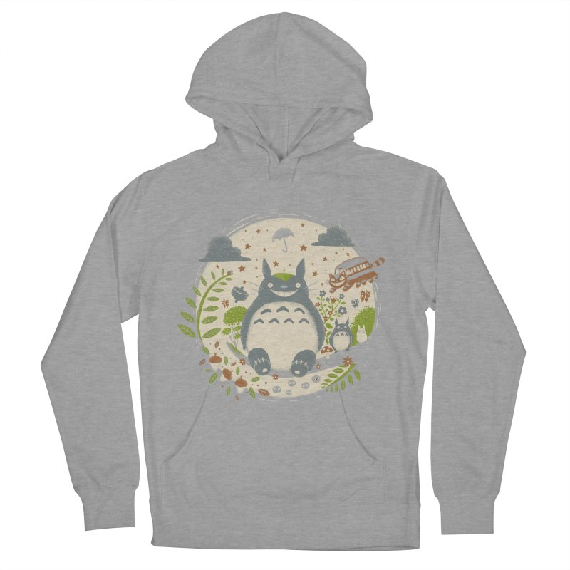 Magical Forest Men's Pullover Hoody by Paula García's Artist Shop
