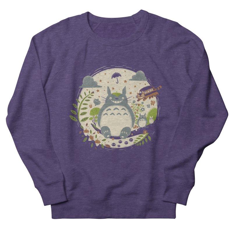 Magical Forest Women's Sweatshirt by Paula García's Artist Shop
