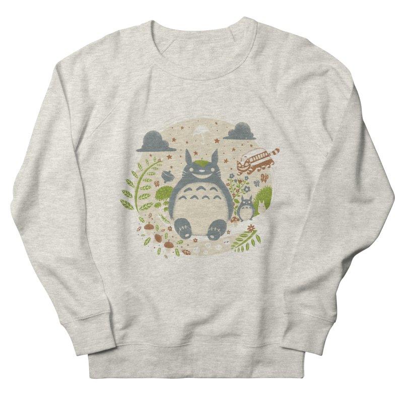Magical Forest Men's Sweatshirt by Paula García's Artist Shop