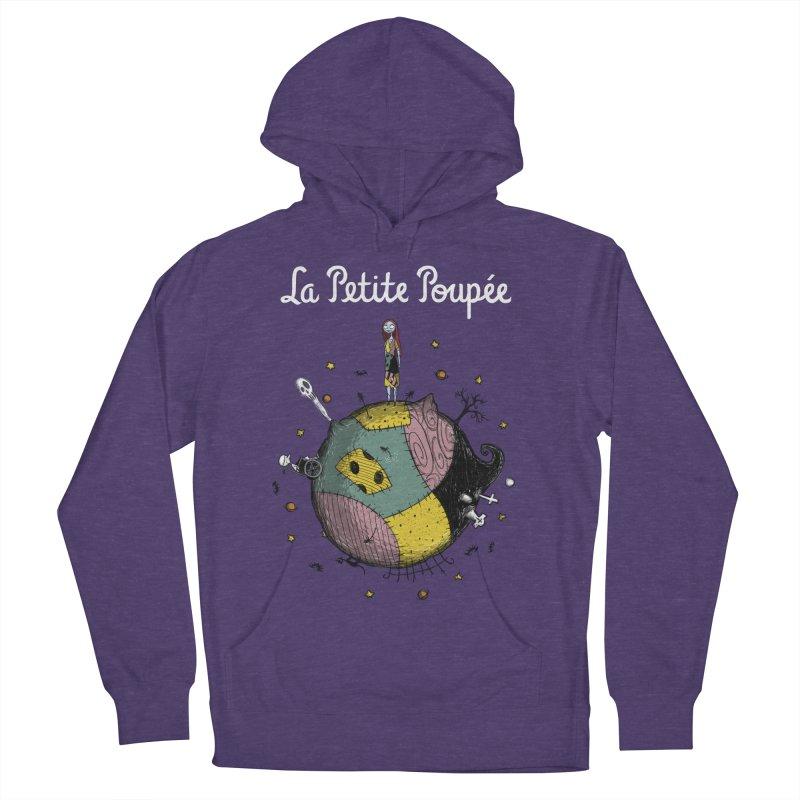 La Petite Poupée Women's Pullover Hoody by Paula García's Artist Shop