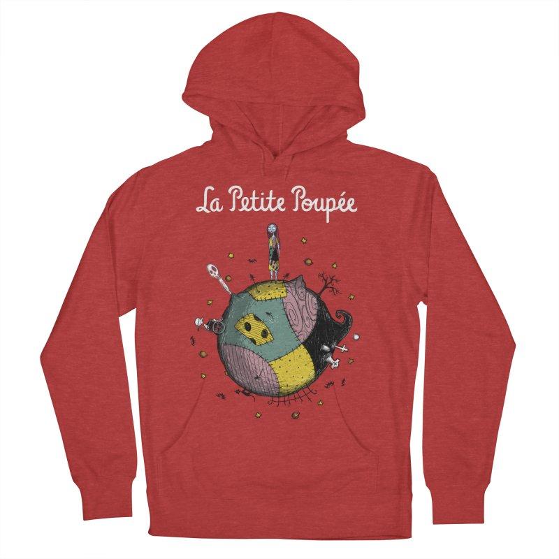 La Petite Poupée Men's Pullover Hoody by Paula García's Artist Shop