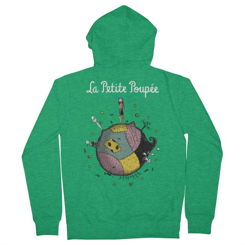 La Petite Poupée Women's Zip-Up Hoody by Paula García's Artist Shop