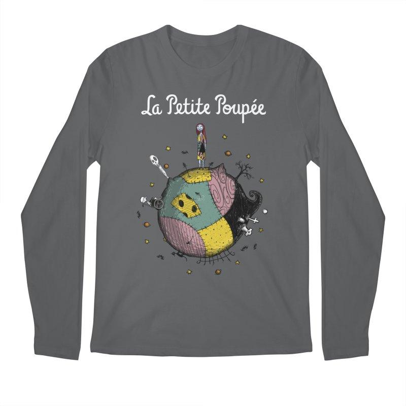 La Petite Poupée Men's Longsleeve T-Shirt by Paula García's Artist Shop