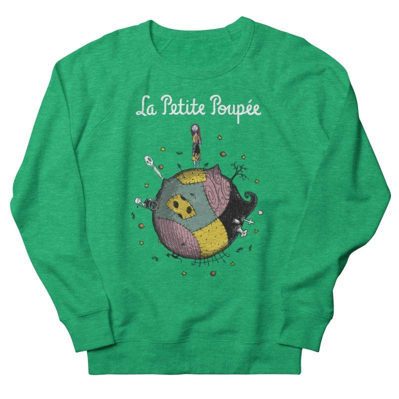 La Petite Poupée Women's Sweatshirt by Paula García's Artist Shop