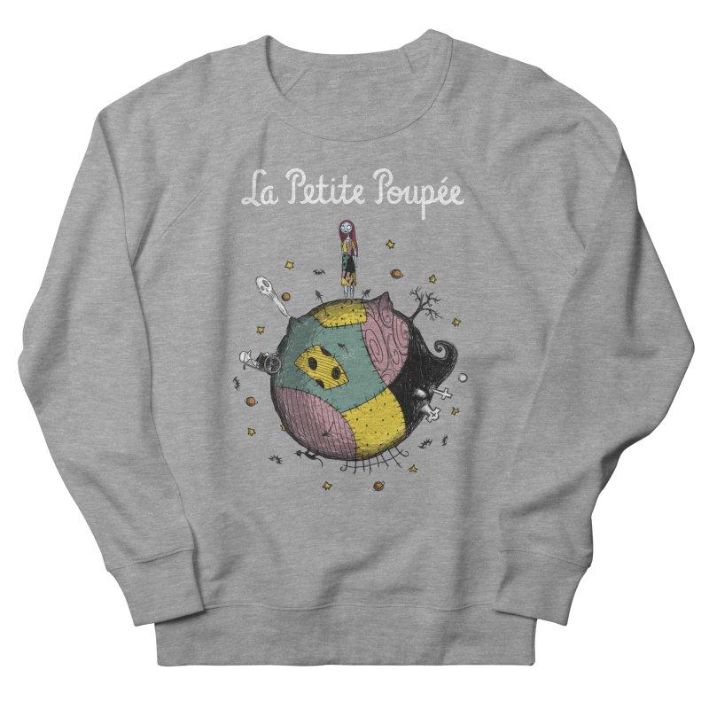 La Petite Poupée Men's Sweatshirt by Paula García's Artist Shop