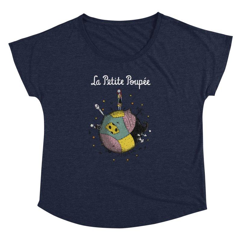 La Petite Poupée Women's Dolman by Paula García's Artist Shop