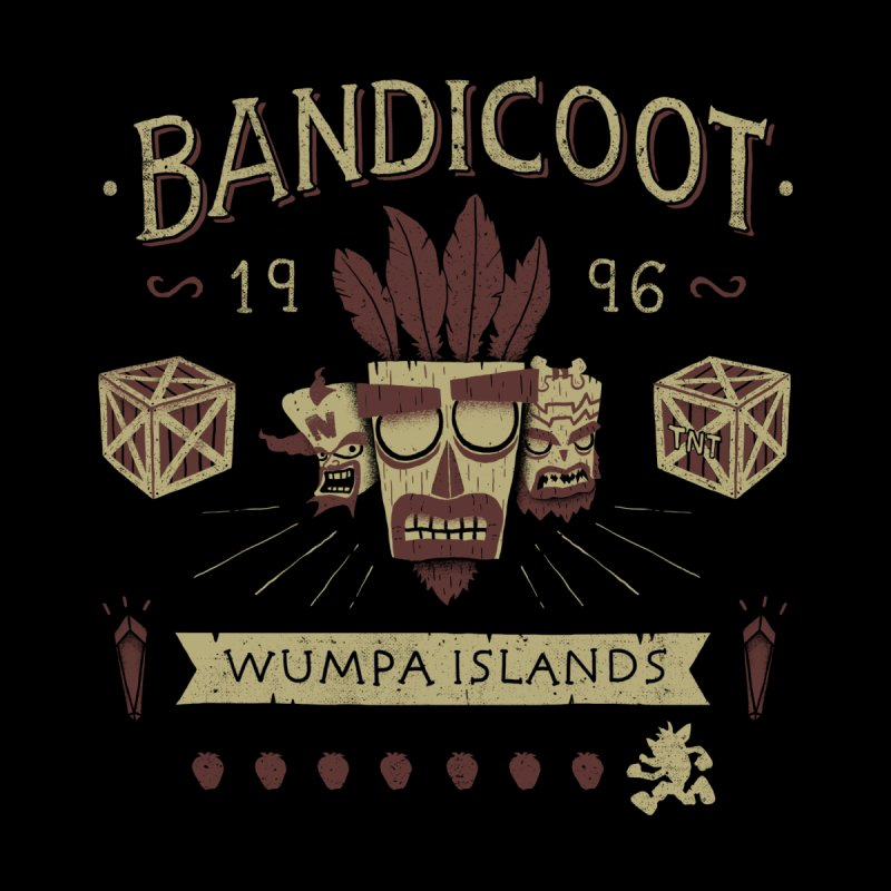 Bandicoot Time None  by Paula García's Artist Shop