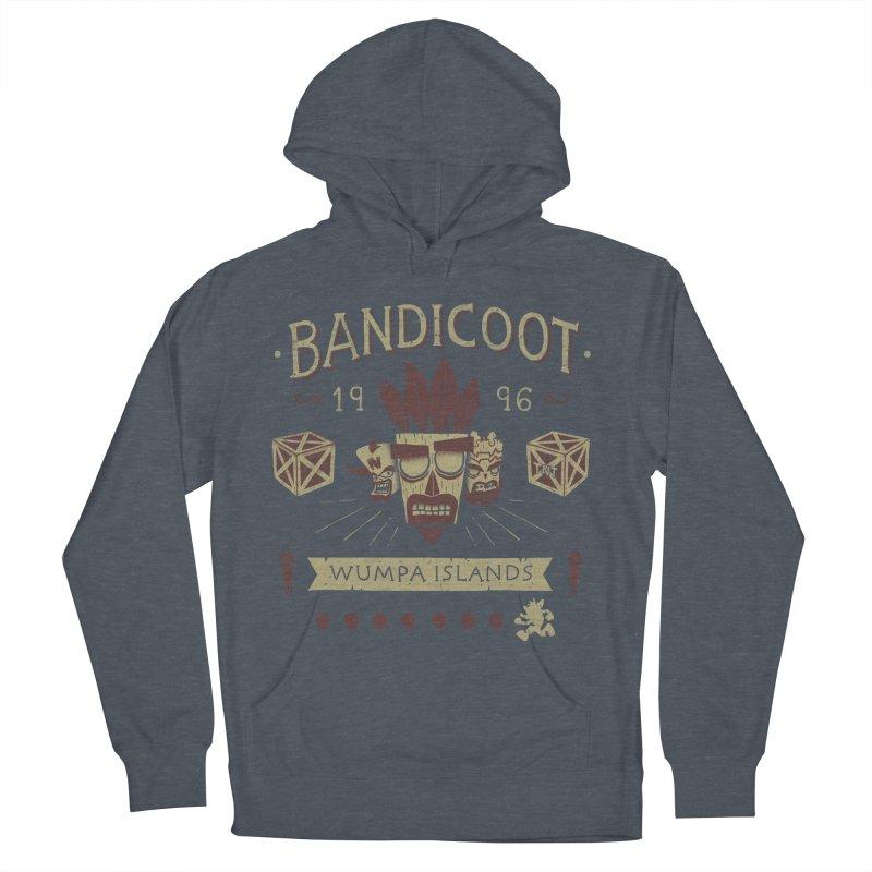 Bandicoot Time Women's Pullover Hoody by Paula García's Artist Shop