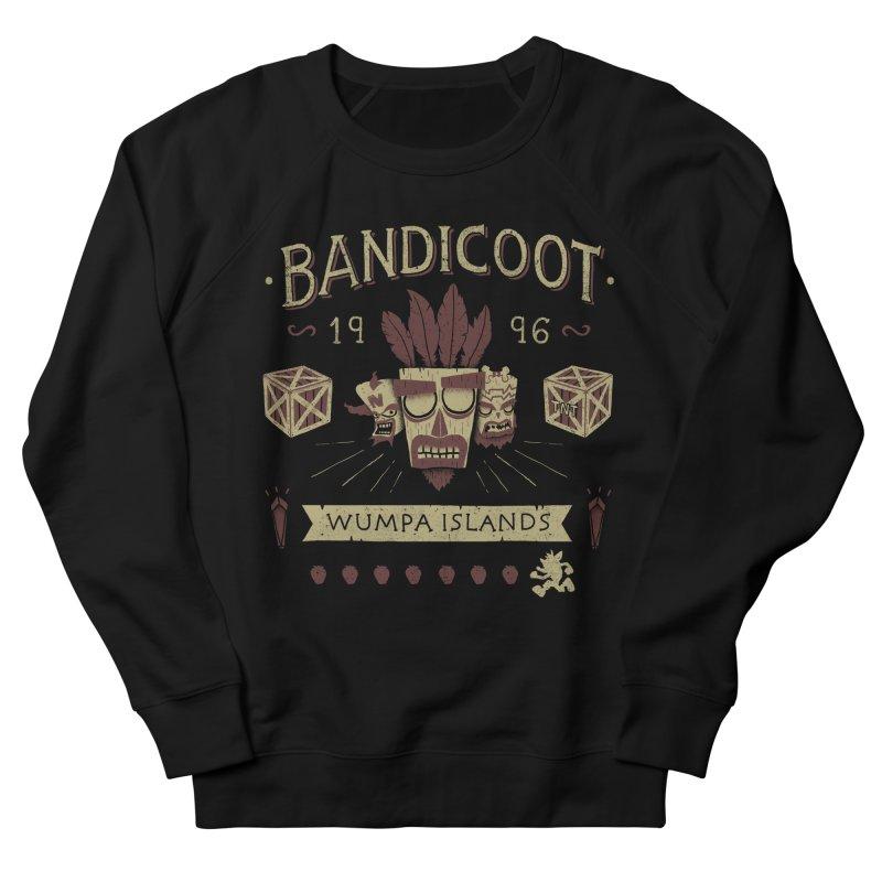 Bandicoot Time Women's Sweatshirt by Paula García's Artist Shop