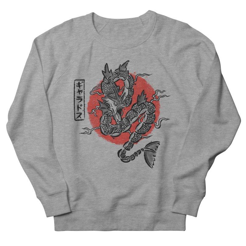 Ryu no inku Women's Sweatshirt by Paula García's Artist Shop