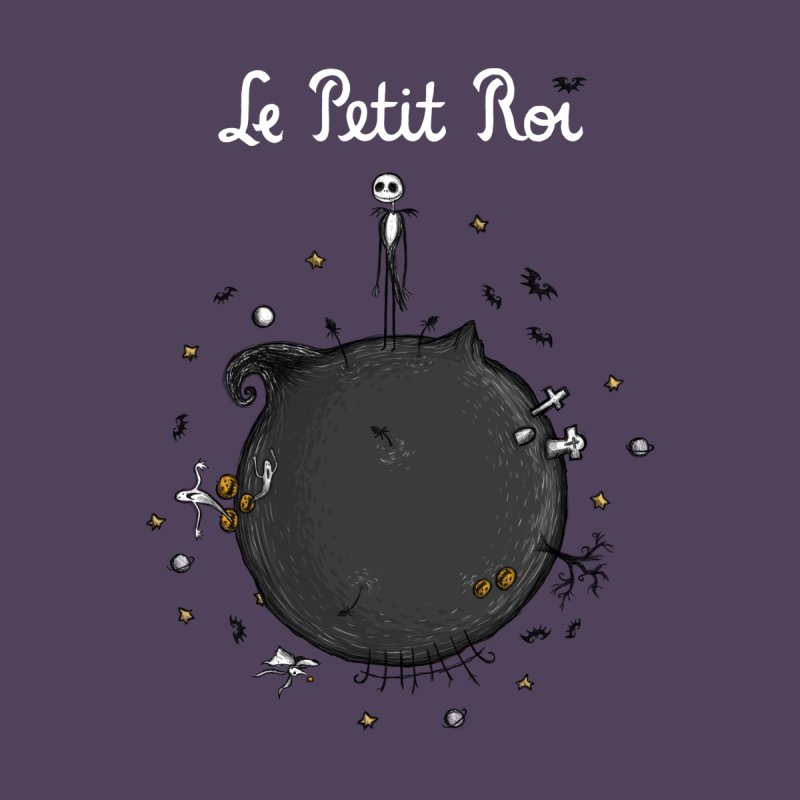 Le Petit Roi None  by Paula García's Artist Shop