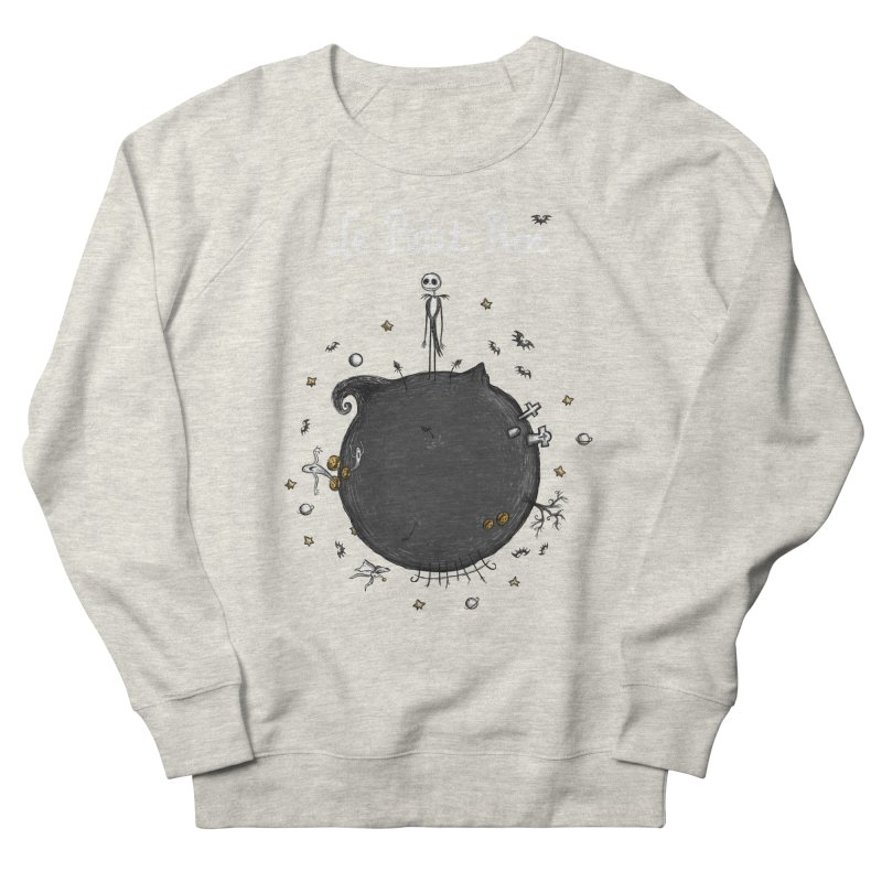 Le Petit Roi Women's Sweatshirt by Paula García's Artist Shop