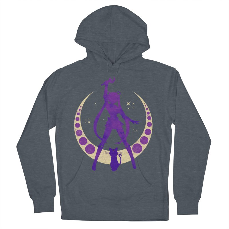 Champion of Justice Men's Pullover Hoody by Paula García's Artist Shop