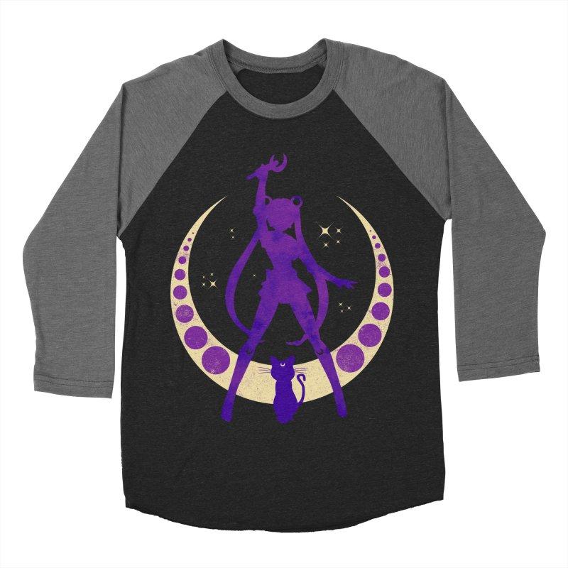 Champion of Justice Women's Baseball Triblend T-Shirt by Paula García's Artist Shop
