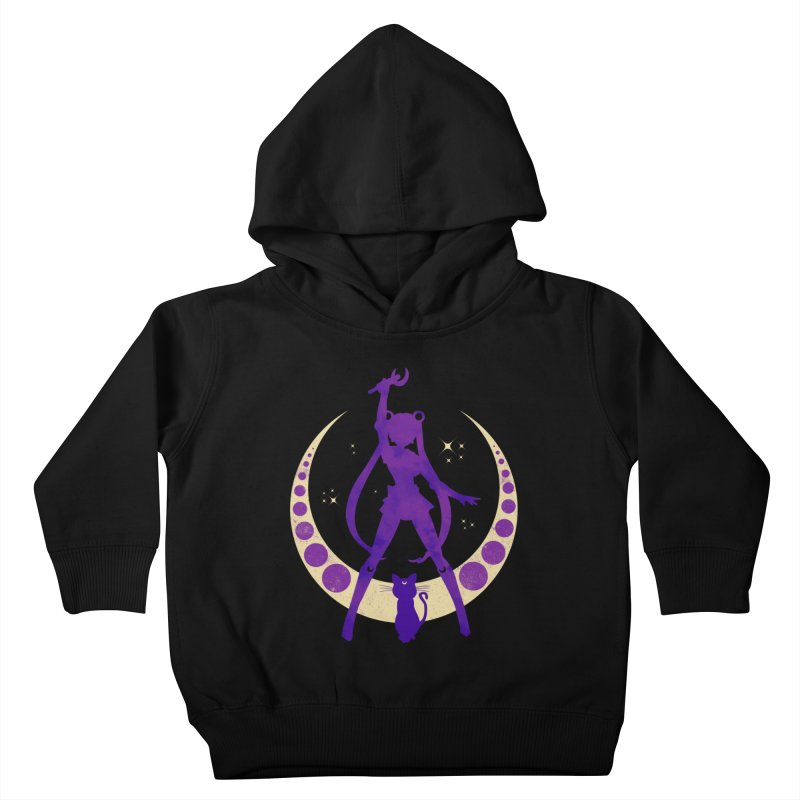 Champion of Justice Kids Toddler Pullover Hoody by Paula García's Artist Shop
