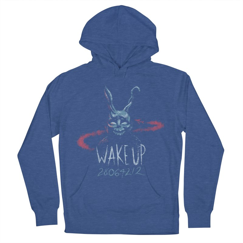 Wake Up Men's Pullover Hoody by Paula García's Artist Shop