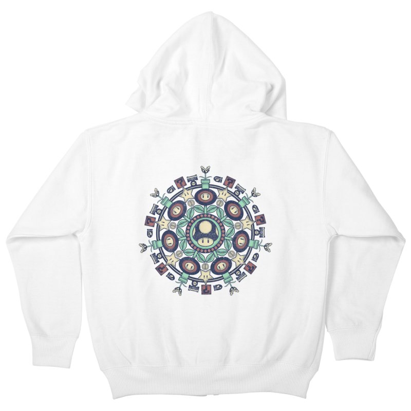 One Up Mandala   by Paula García's Artist Shop