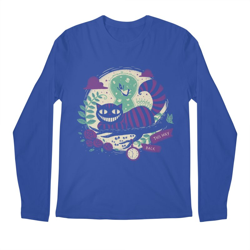 Mad Universe Men's Longsleeve T-Shirt by Paula García's Artist Shop