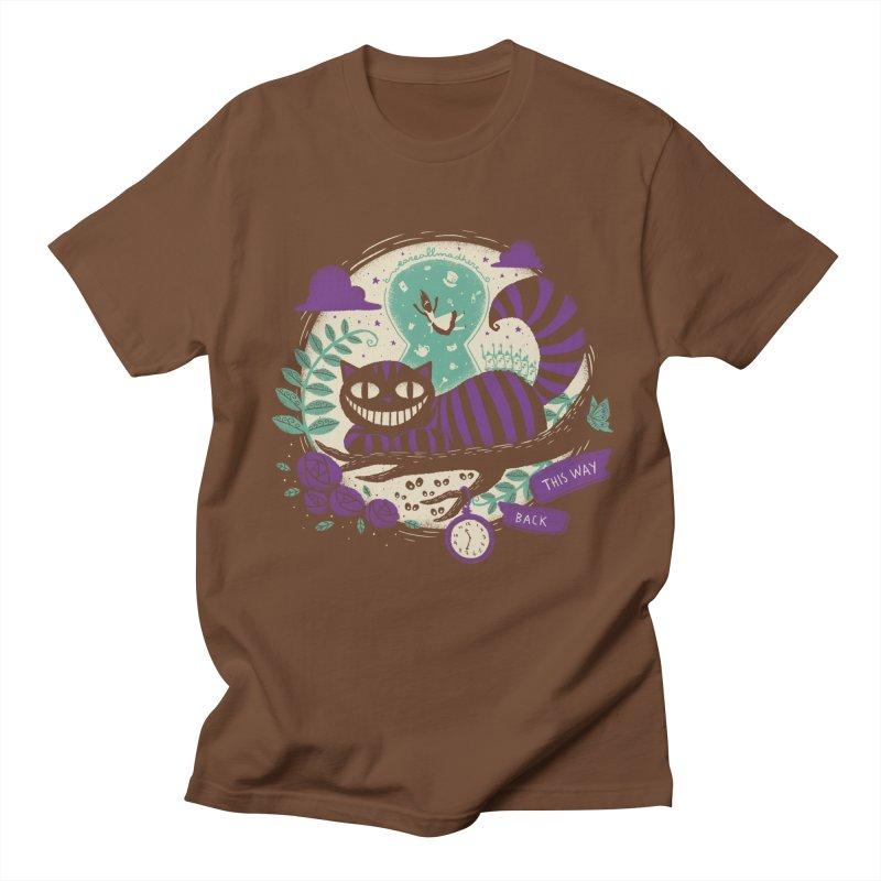 Mad Universe Men's T-Shirt by Paula García's Artist Shop