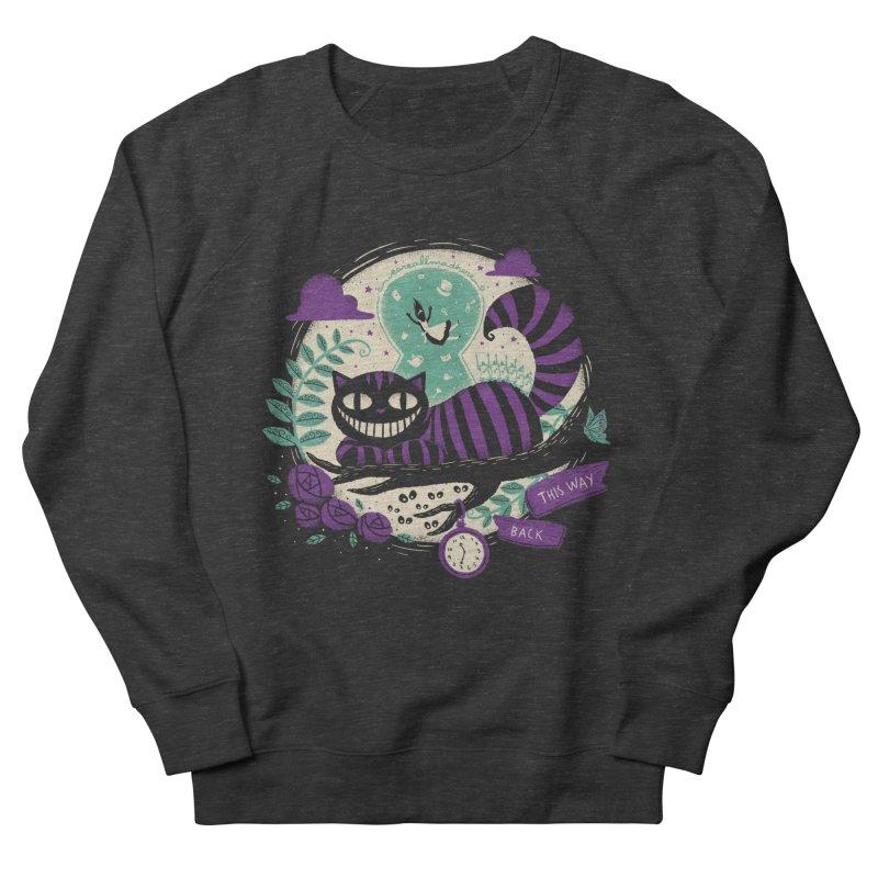 Mad Universe Women's Sweatshirt by Paula García's Artist Shop