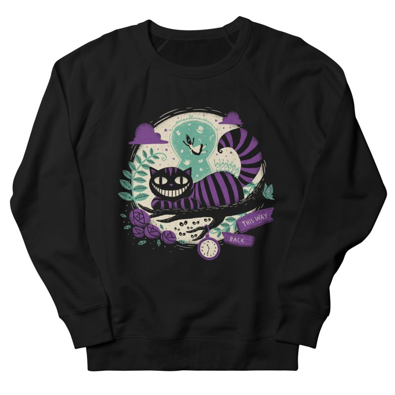 Mad Universe Men's Sweatshirt by Paula García's Artist Shop