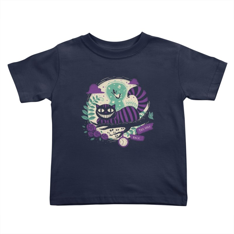 Mad Universe Kids Toddler T-Shirt by Paula García's Artist Shop