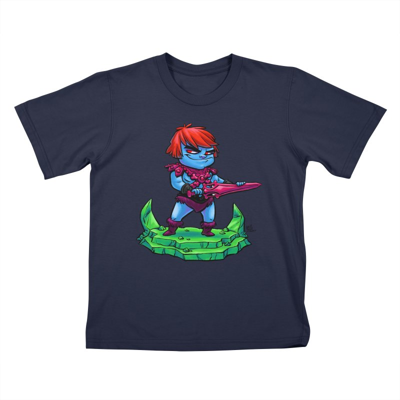 Faker Kids T-Shirt by Paul Cox Illustration Store