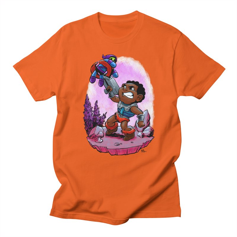 Clamp Champ Men's T-Shirt by Paul Cox Illustration Store