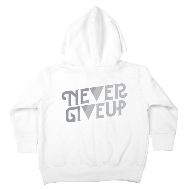 Never Give Up! Kids  by Paulo Bruno Artist Shop