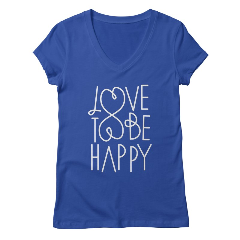 Love to be Happy   by Paulo Bruno Artist Shop